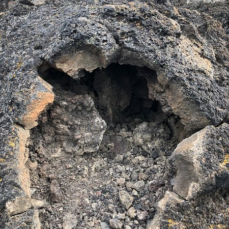 Bilde fra Lava Lands Visitor Center