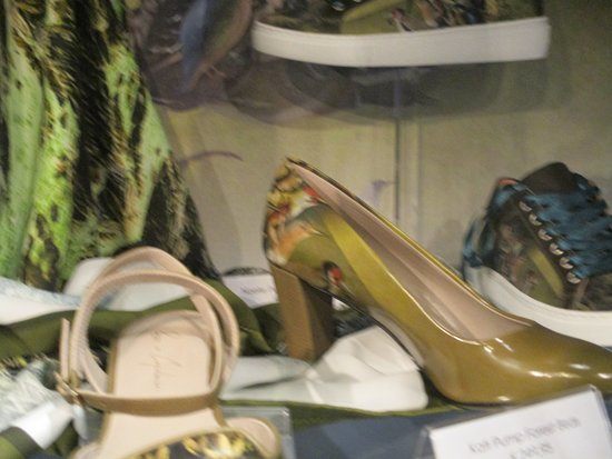 Museum of Bags and Purses: shoes for sale
