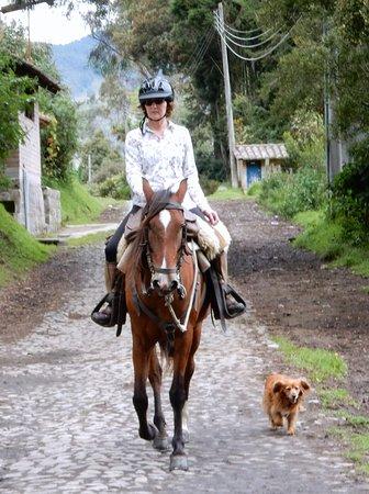Imbabura Province, Ecuador: Rapunzel and Canella