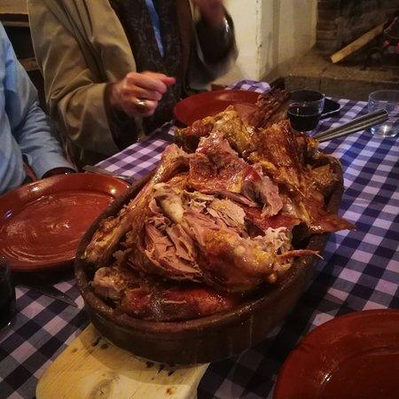 Restaurante bodeg n manrique en pedraza - Bodegon manrique ...