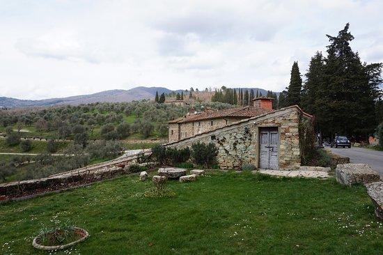 Santa Brigida, إيطاليا: Picturesque countryside