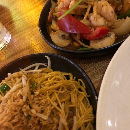 The best Thai food!