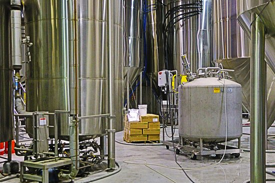 Abita Springs, لويزيانا: Abita Brewing Company