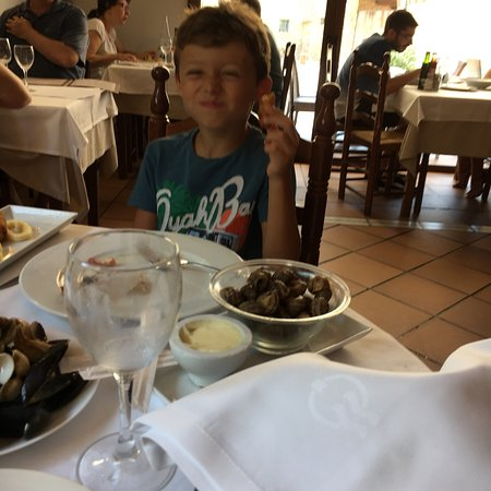 Sant Feliu de Boada, Spagna: Restaurant Can Joan