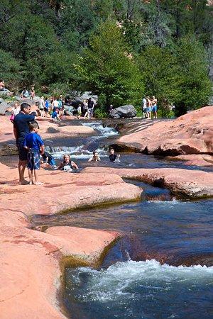 Slide Rock State Park: Slide Rock