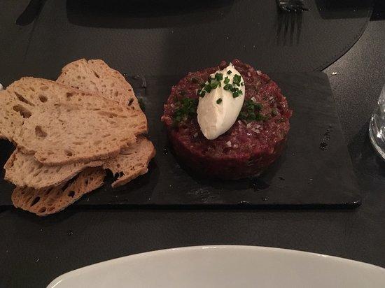 Acces: steak tartar