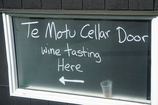Isola Waiheke, Nuova Zelanda: Entrance to Te Motu Wine Tasting