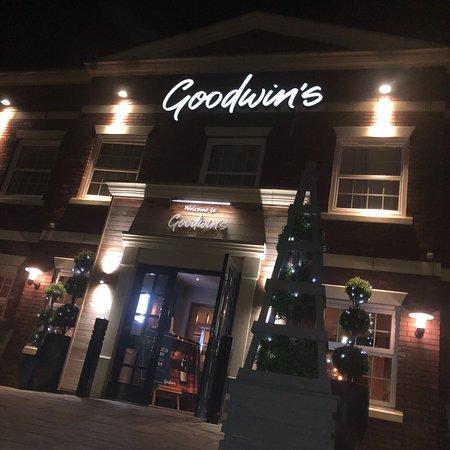 Goodwin's Restaurant and Bar: Goodwins looking good