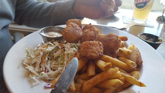 Muddy Rudder Restaurant: 20180407_170848_large.jpg