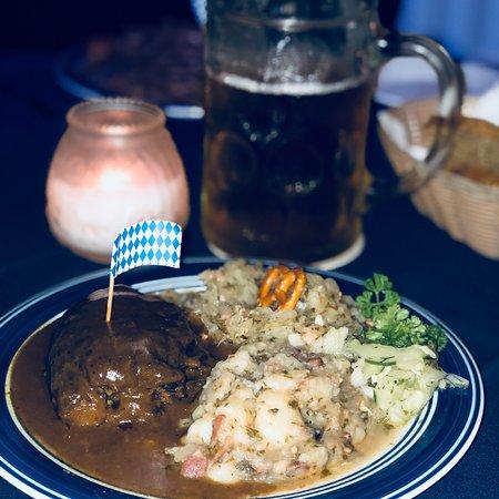 Sandra S German Restaurant St Pete Beach Fl