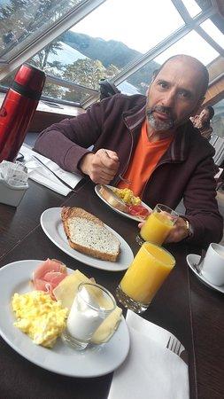 Sol Arrayan Hotel & Spa: El desayuno