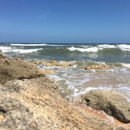 Crescent Beach照片