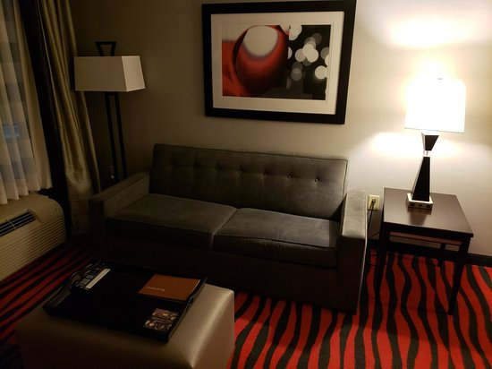 DuBois, Pensilvania: What a great hotel and stay best sleep i have ever had at a hotel