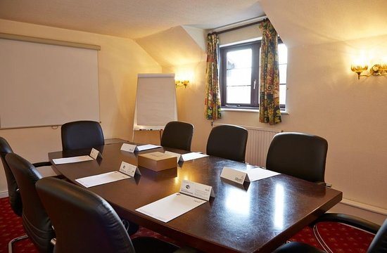 The Queens Head Hotel : Meeting room