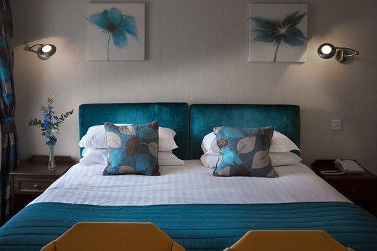 Alveston, UK: Guest room