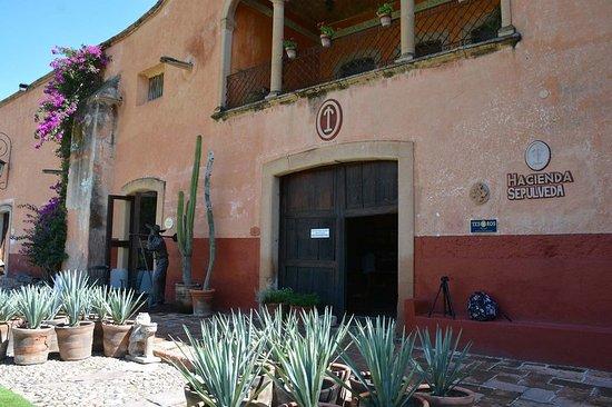 Hacienda Sepulveda Hotel and Spa