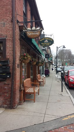 Main Street Cafe Concord Ma