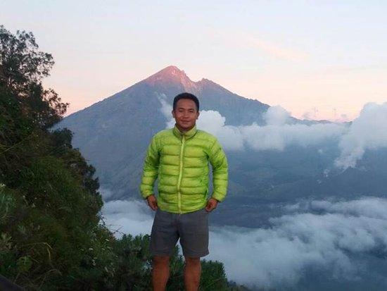 Senaru, Indonesien: M Nasir
