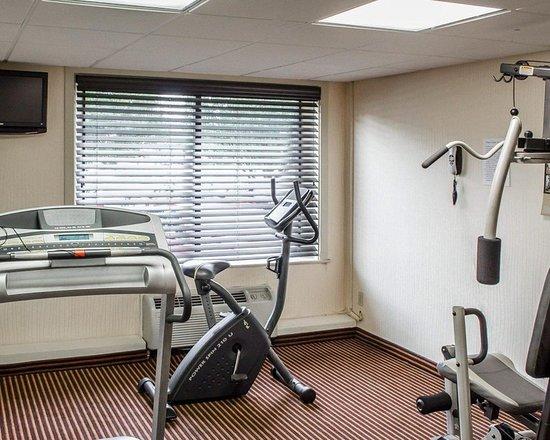 Quality Inn Riverfront: Health club