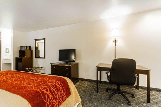 Edgerton, WI : Guest room