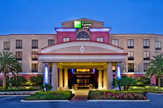 Holiday Inn Express Hotel & Suites Lake Placid: Exterior