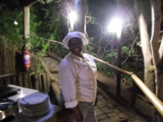 Savute Safari Lodge: Maggie best cook in Botswana
