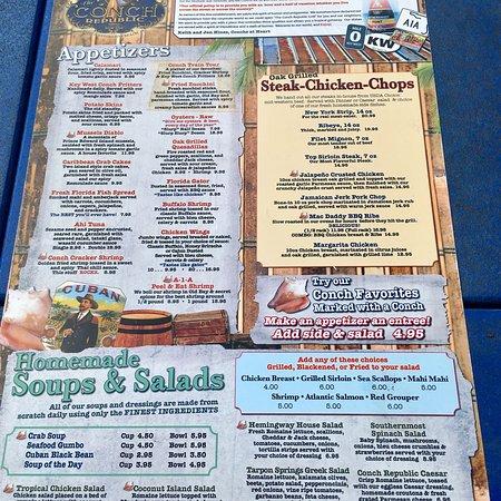 Republic grill asian bistro menu