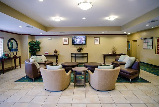Candlewood Suites Temple: Lobby