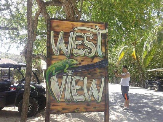 West View: Entrada