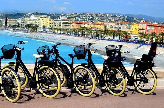 2 horas de E-Bike Tour de Niza
