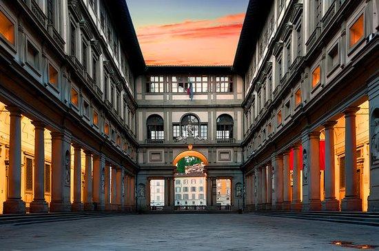 Uffizi Gallery Guided Visit at Sunset...