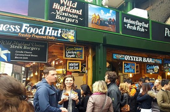 Londres Street Food Taxi Tour