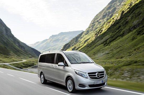Edinburgh City to Glasgow Airport - Luxury Private Chauffeur