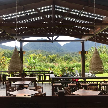 Photo1 Jpg Picture Of Ama Restaurant Hanalei Tripadvisor