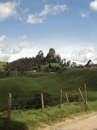 Santa Rosa de Osos, โคลอมเบีย: Piedra peñon