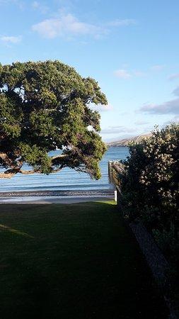Omapere, Новая Зеландия: View from room 38