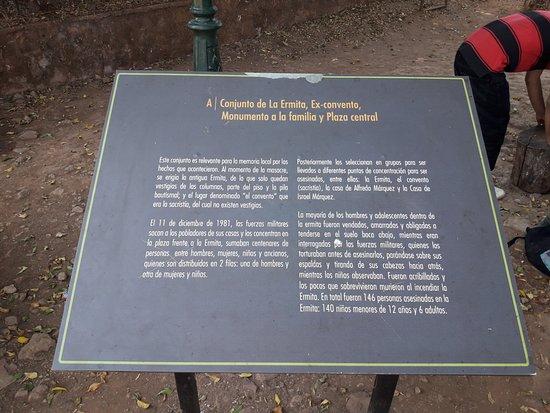 El Mozote Monument照片