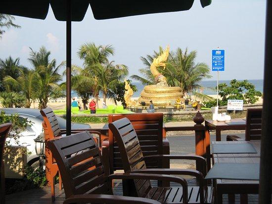 Best Karon Beach location.