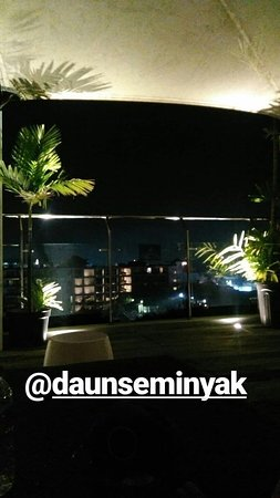 Daun Bali Seminyak Hotel: Rooftop