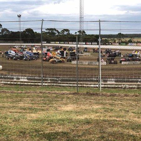 Cobden, Australia: Simpsons Speedway