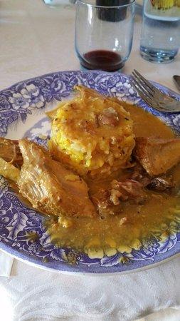 La Solana, España: pollo