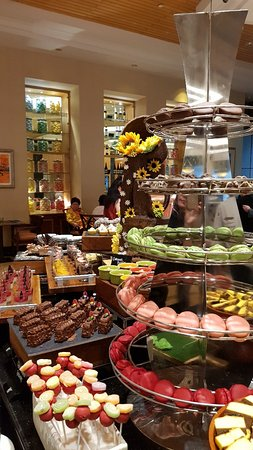 20180408 135649 Large Jpg Picture Of Sailendra Restaurant Jw Marriott Hotel Jakarta Tripadvisor