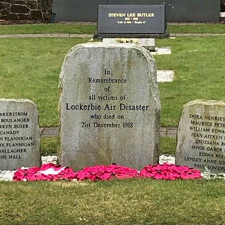 Lockerbie Garden of Remembrance: photo1.jpg