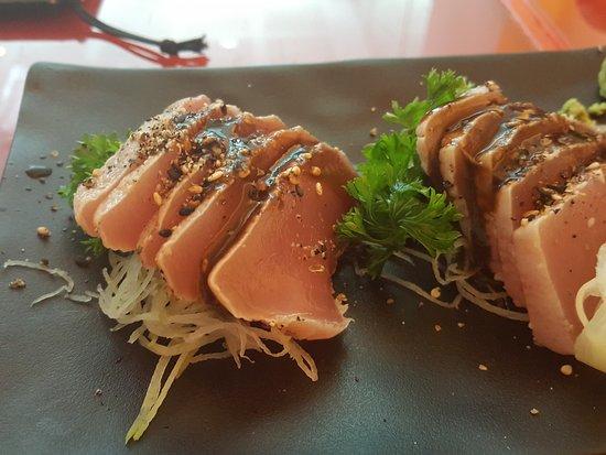 Manekineko: Roast Beef de atum