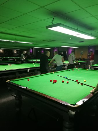 Northern Snooker Centre & Stateside American Bar