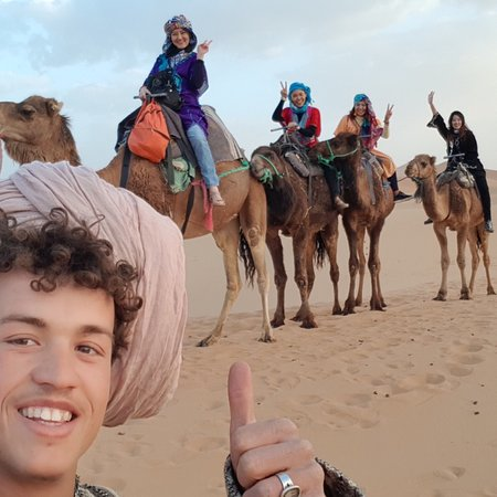 Memorable trip to Morocco :)