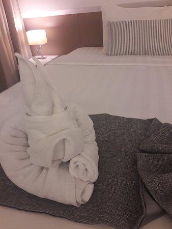 เป็นโรงแรมที่ดีมากเลย