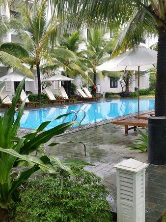Restful resort