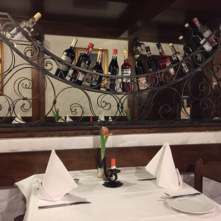 Really lovely authentic location with delicious meal and very friendly staff