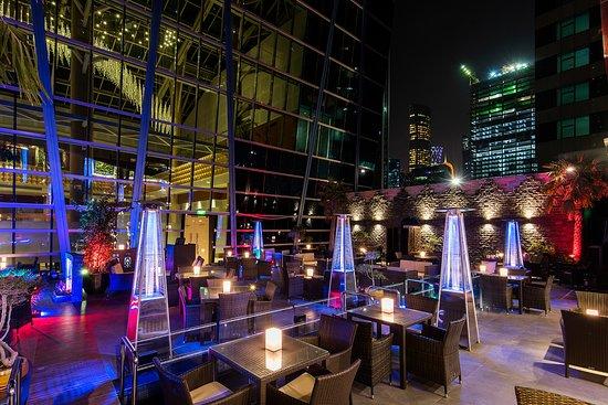 Al Jalsa Garden Lounge Doha Menu Prices Restaurant